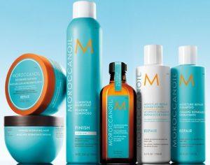 Todos los productos MOROCCANOIL con un 15% Dto.